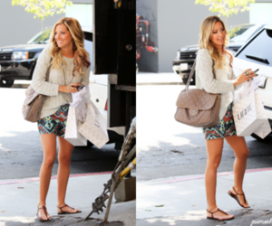 ashley tisdale, girl, and blonde image
