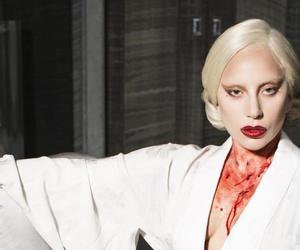 Lady gaga, american horror story, and hôtel image
