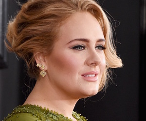 Adele, famous, and celebrity image