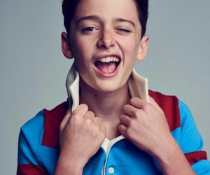 noah schnapp and stranger things image
