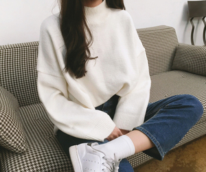 fashion, kfashion, and aesthetic image