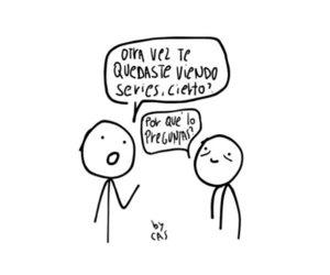 drawing, frases en español, and series image