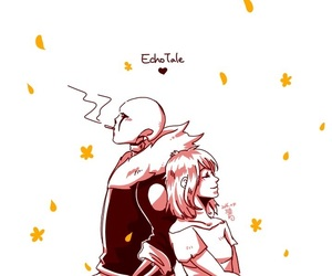 frisk and echotale image