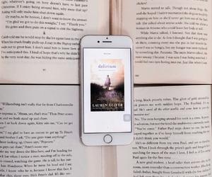 book, books, and delirium image