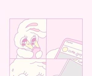 korea, chuu, and pink image