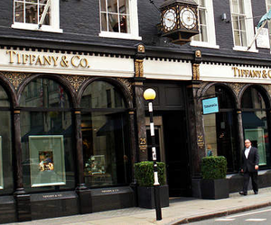 luxury, tiffany, and shop image