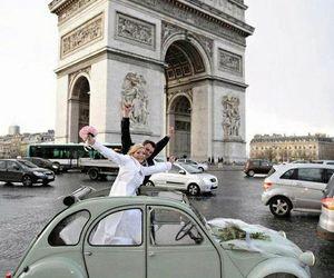 paris, travel, and beautiful image
