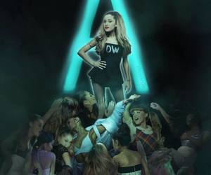 look what you made me do, Taylor Swift, and ariana image