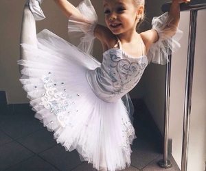 ballet, kids, and baby image