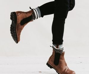 chic, fashion, and shoe image