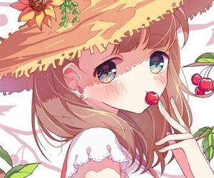 anime, background, and beautiful image