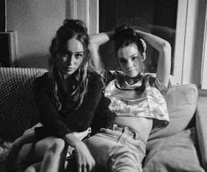 maia mitchell and alycia debnam carey image