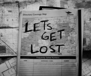 lost and quote image
