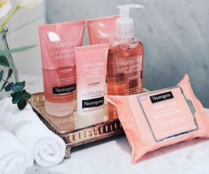 pink, bathroom, and products image