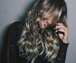 cabelo, beauty, and girls image