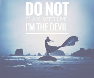 Devil, do, and me image