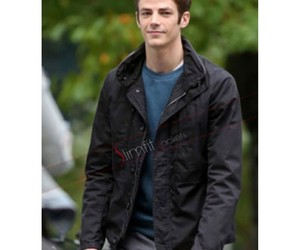 the flash, barry allen, and grand gustin image