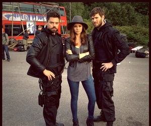 cast, Nina Dobrev, and tvd image
