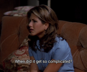 friends, quotes, and rachel green image