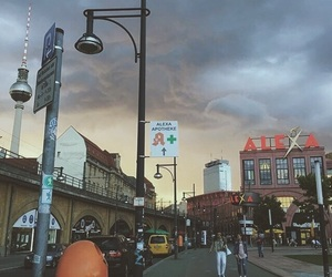 Alexa, cloud, and alexanderplatz image