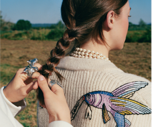 braid, flying fish, and gucci image