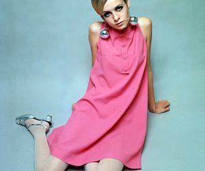 twiggy, pink, and model image