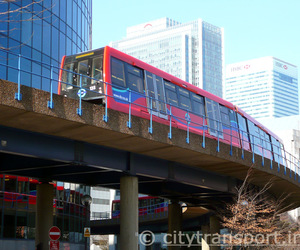 docklands, dlr, and london image