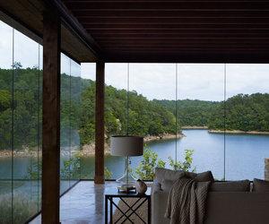 architecture, australia, and glass image