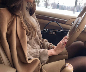 aesthetic, brown, and gucci image