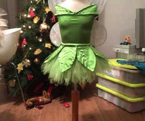 costumes, tumblr, and tinkerbell image