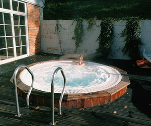 bath, october, and Dream image