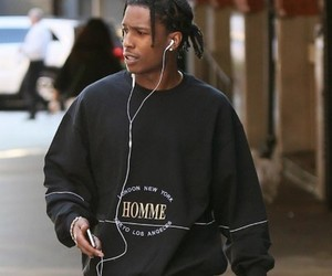 fashion, style, and asap rocky image