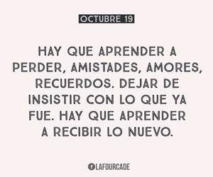 amores, frases, and perder image