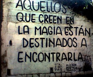 magia, accion poetica, and frases image