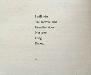 forever, poem, and poetry image