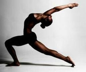asana, fitness, and muscles image