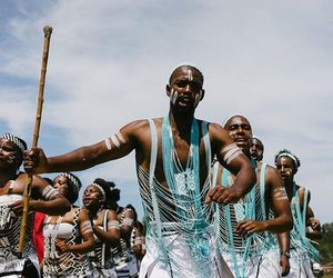 dancers, photography, and south africa image
