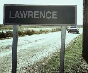 Kansas, supernatural, and lawrence image