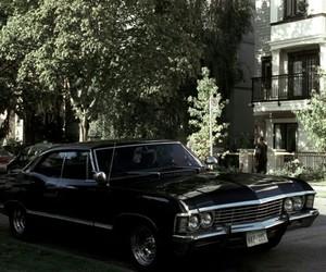 impala and supernatural image