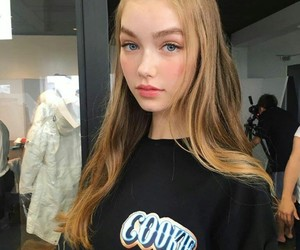 blonde, girl, and natural image