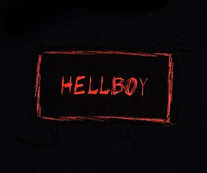 hellboy, quotes, and red image