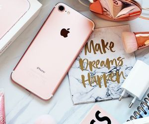 7, inspiration, and rose gold image