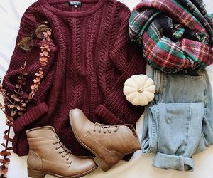 fashion, ootd, and love image