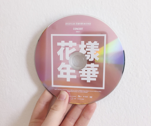 aesthetic, cd, and pink image