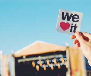 we heart it image