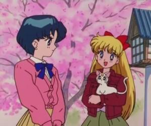 amy, anime, and sailor moon image