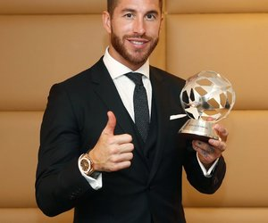 real madrid, sergio ramos, and congratulation image
