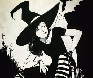 witch image