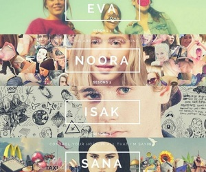 norway, skam, and isak image
