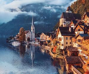 austria, nature, and autumn image